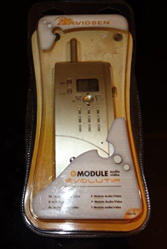AVIDSEN 102170 SISTEMA DE COMUNICACION DE PUERTA - TELEFONILLO (LCD  PLATA)