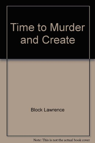 Time to Murder and Create par Block Lawrence
