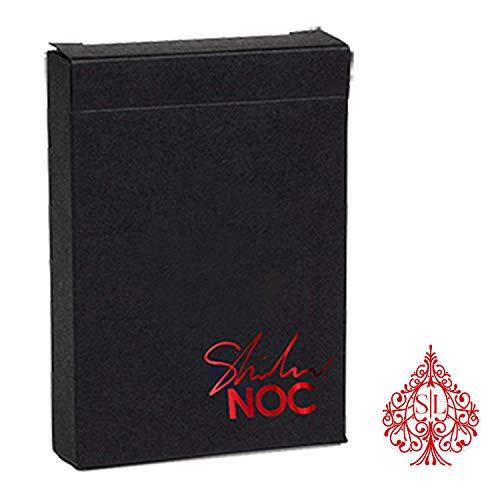Shin Lim NOC x Deck Limited Edition - Kartendeck - Zauberkarten - Cardestry - Spielkarten -