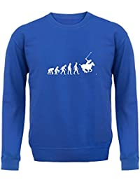 Evolution Of Man Polo - Enfant Sweat Pull - 8 Couleurs 3a00371f645
