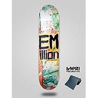 lordofbrands EMillion Ragtag 8.25 Deck monopatin Skate Skateboard