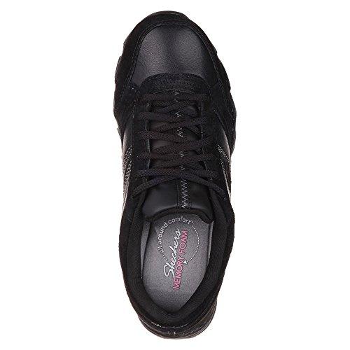 SKECHERS - ENDEAVOR GLOBETROTTER - 48963 black schwarz BLK