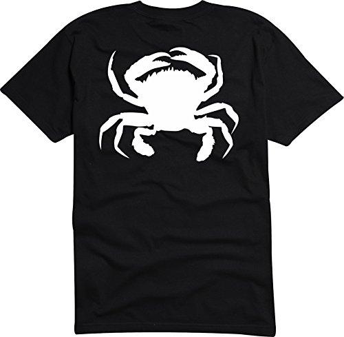 Black Dragon - T-Shirt Herren - JDM / Die cut - Krebs - Krankheit Schwarz