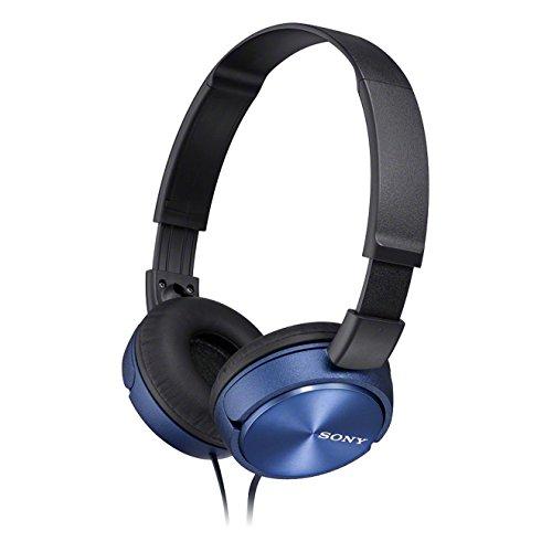 Sony MDR-ZX310APL - Auriculares de diadema cerrados (con micrófono, control remoto integrado),...