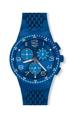 Orologio Swatch Chrono SUSN415 TRIPLE BLU