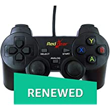 (Renewed) Redgear Smartline Wired Gamepad