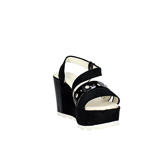 Cinzia Soft IR16120-F 005 Sandalo Donna Nero