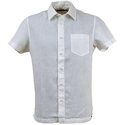Calvin Klein Camisa Casual...