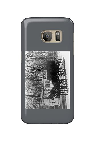 pabst-brewing-company-delivery-wagon-nyc-photo-galaxy-s7-cell-phone-case-slim-barely-there