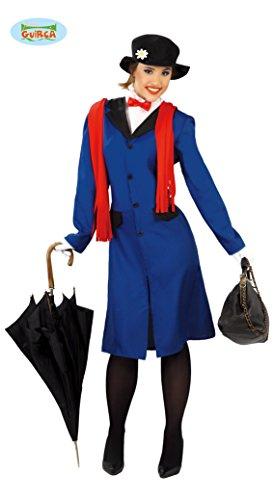 Costume babysitter Mary Poppins 80718 TG.UNICA