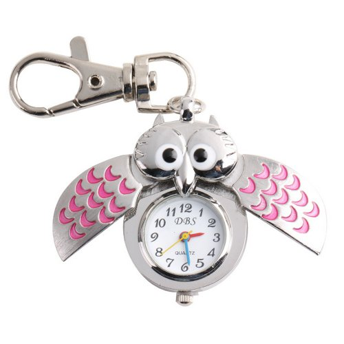 uniquebella-silver-pendant-pocket-key-ring-cool-owl-quartz-watch-stainless-steel-case-cute-pocket-wa