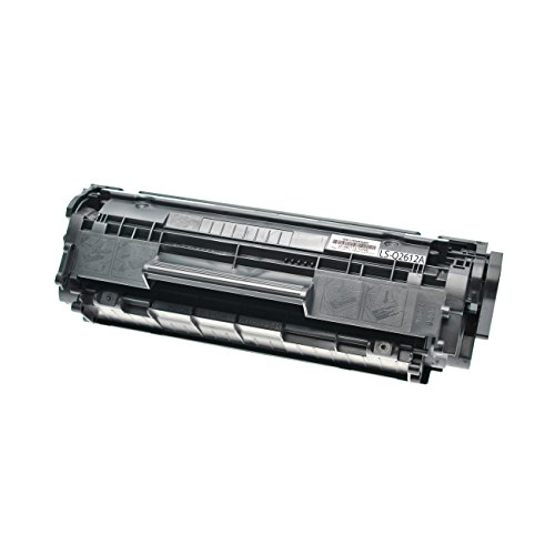 Logic-Seek Toner kompatibel zu HP Q2612A 12A 1020 1022 1050 1055 3030...