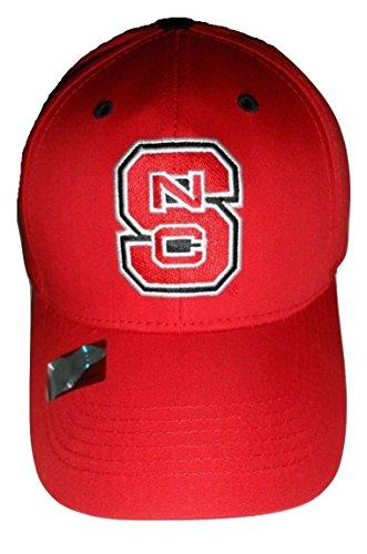 NC State Wolfpack Logo Cap Strukturierte Red Hat