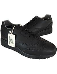 Scarpe GEOX UOMO NV mezza scarpa marrone