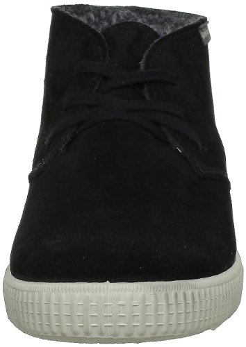VictoriaSafari Serraje - Pantofole a Stivaletto Unisex - Adulto Noir (Negro)