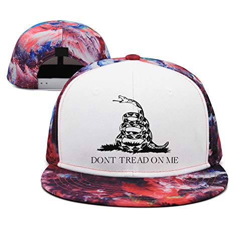 Tread On Me Adjustable Cotton Cap