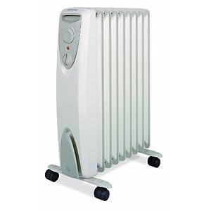 Dimplex OFRC20C Electric Oil Free Column Heater. 2 Kilowatt