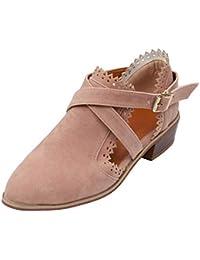 Amazon.es: Sandalias Botin - 41 / Zapatos para mujer ...