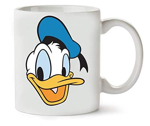 Donald Duck Portrait Artwork Klassische Teetasse Kaffeetasse