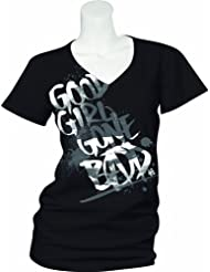 Etnies Damen T-Shirt CORRUPTED VNECK