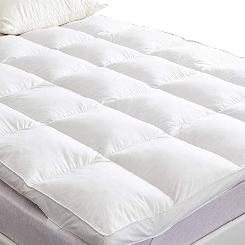 Save 49 Sufuee Goose Feather Mattress Topper 7cm Thick