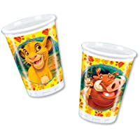 Procos Lion King Plastic Cups Set of 10