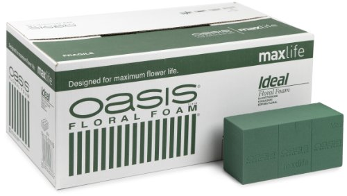 oasis-ideal-floral-foam-maxlife-brick-box-contains-20-bricks