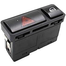 Aiming Para BMW Serie 3 E46 Interruptor de Bloqueo 61318368920 Peligro Warnng luz Flash de luz