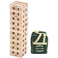 Giant Tumble Tower - Over 3ft Tall During Play - Handmade by Jaques of London