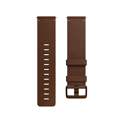 Fitbit Versa Smartwatch Accessory Band, Cognac, S