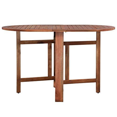Xingshuoonline tavolo da pranzo ovale in legno massello di for Tavolo legno esterno