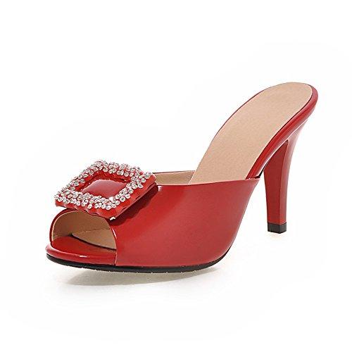La versione coreana delle scarpe di strass fibbia/Dolce principessa scarpe/Fashion pantofole G