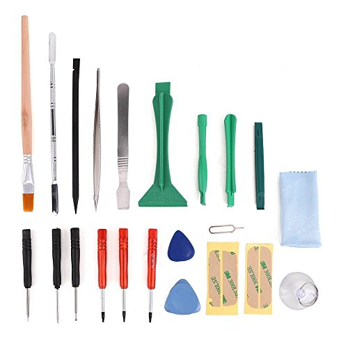 toogoor-kit-22pcs-herramientas-destornilladores-para-reparar-reparacion-movil-apple-iphone-4-4s-5-5s