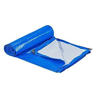 Plane Plane wasserdichtes Segeltuch Plane wasserdichtes robustes Hochleistungssegeltuch Stoff im Freien wasserdichtes Segeltuch Material Stoff Segeltuch (Size : 2m*3m)