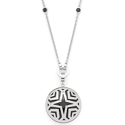 Leonardo Jewels Damen Halskette Asterisco X-Mas Spec