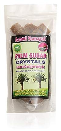 Ammi Samayal Palm Sugar Crystals Panangkarkandu, 200 Grams