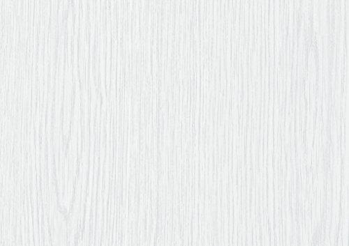 d-c-fix® Film adhésif f3460089, vinyle, blanc, 200 x 45 cm