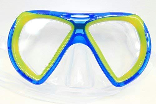 ad04d98b9 splash-n-swim Kids Ojos y nariz Seguridad Piscina Gafas de natación azul y