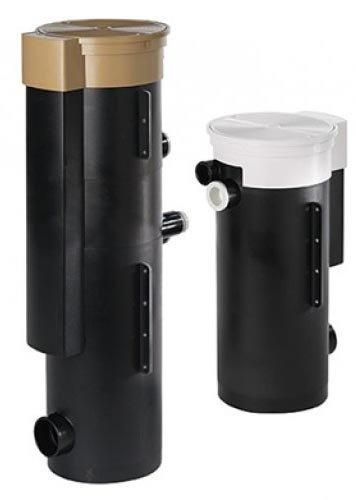 Pentair t40fnbk automatisch Füllen Vanishing Edge Automatische Wasser Filler mit Fluidmaster Ventil, schwarz (Edge Vanishing)