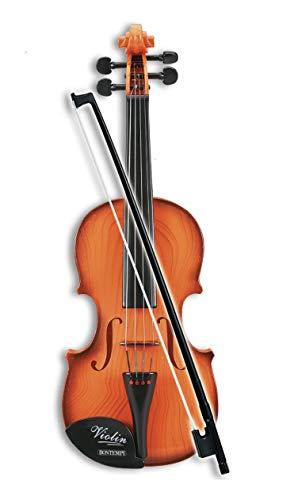 Bontempi- violino elettronico con arco, 29 0500