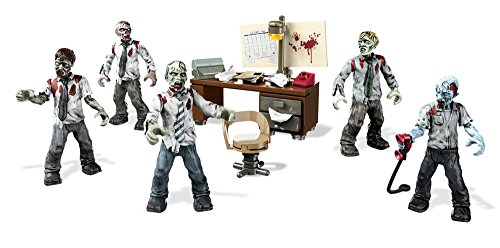Call of Duty Mega Bloks Zombies Office Mob