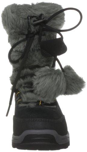 Hi Tec St. Moritz 200 JR HOH2068024, Bottes fille Noir (Noir/gris-V.5)