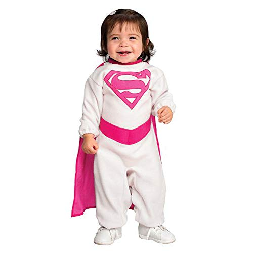 Pink Supergirl Infant Costume (Pink Supergirl Kostüm)