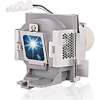 Loutoc 5J.J7L05.001//5j.j9h05.001//5J W1080ST W1080ST W1110 W2000 W1210st W1300 W1400 Lampe Birne Ersatz jee05.001 Projektor Bare Lampe Birne f/ür BENQ W1070 W1070