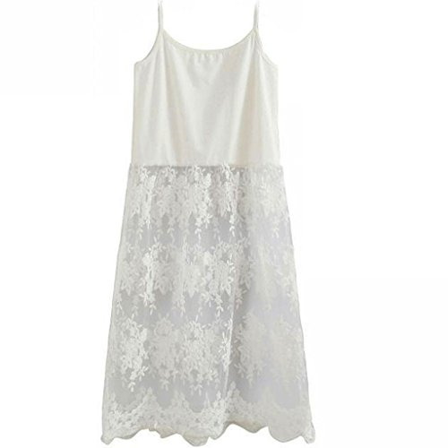 jinyouju - Robe - Femme Blanc - Blanc