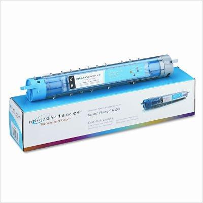 Media Sciences Xerox Phaser (Media Sciences MS630C 106R01082 Toner)