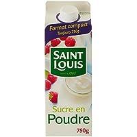 Saint Louis Sucre en Poudre 750 g