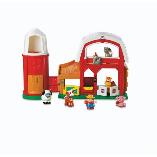 Fisher Price K0104 Little People Bauernhof (Bauernhof Little People)