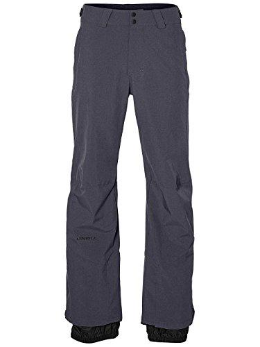 O'Neill Herren Snowboard Hose Construct Pants mid Grey Melee, M Oneill Snowboard