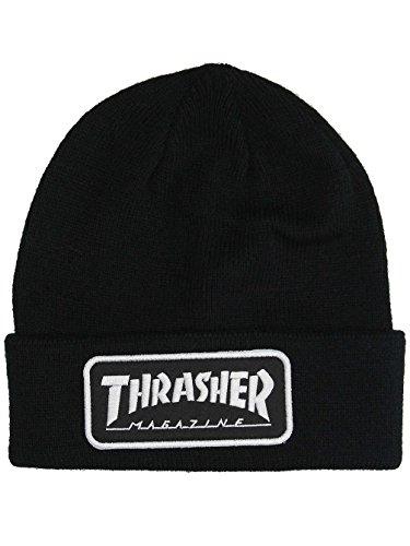 Gorro Thrasher Logo Negro (Default , Negro)